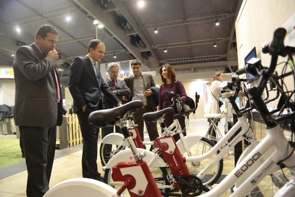 el-bicing-electrico-presente-en-la-feria-smart-city-expo-world-congress-de-barcelona