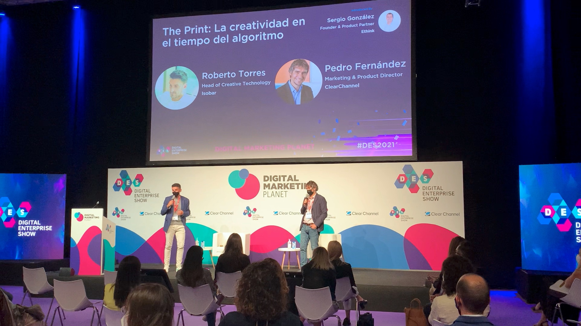 """Isobar y ClearChannel presentan """"The Print"""""""